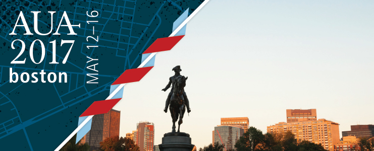 AUA2017 is Coming to Boston!